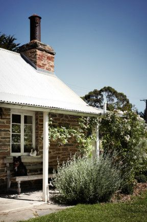 Australian Country Style Magazine. Woodside Home