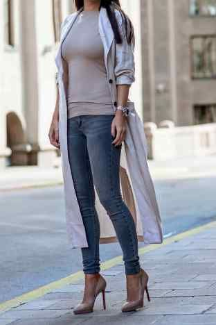 Women Style Casual Fall Jeans Elegant 100 Fall Outfits Ease Into The Ing Season  Fall Outfit Ideas 1303ba620