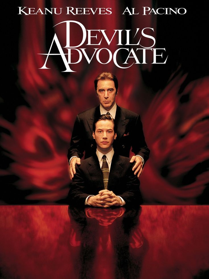 The Devil's Advocate (1997) - Vanity, definitely my favorite sin.