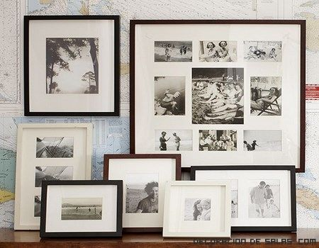 25 best vintage images on pinterest vintage borders - Cuadros con fotos familiares ...
