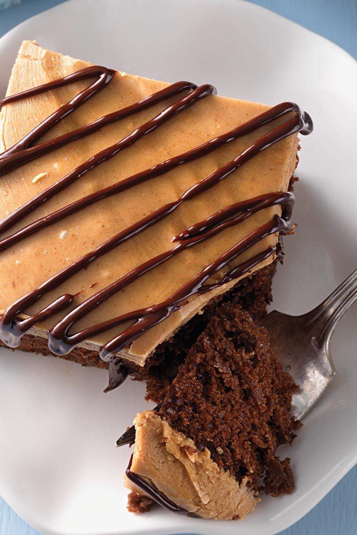 Sourdough Chocolate Cake Recipe