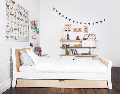 'Sparrow Twin Bed by Oeuf. @2Modern'