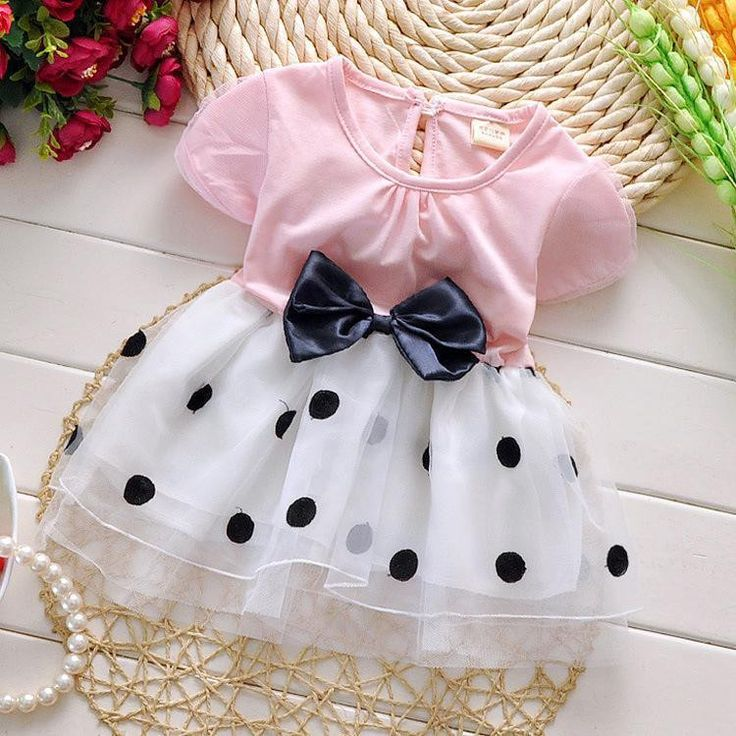 Polka Dot Autumn Dress