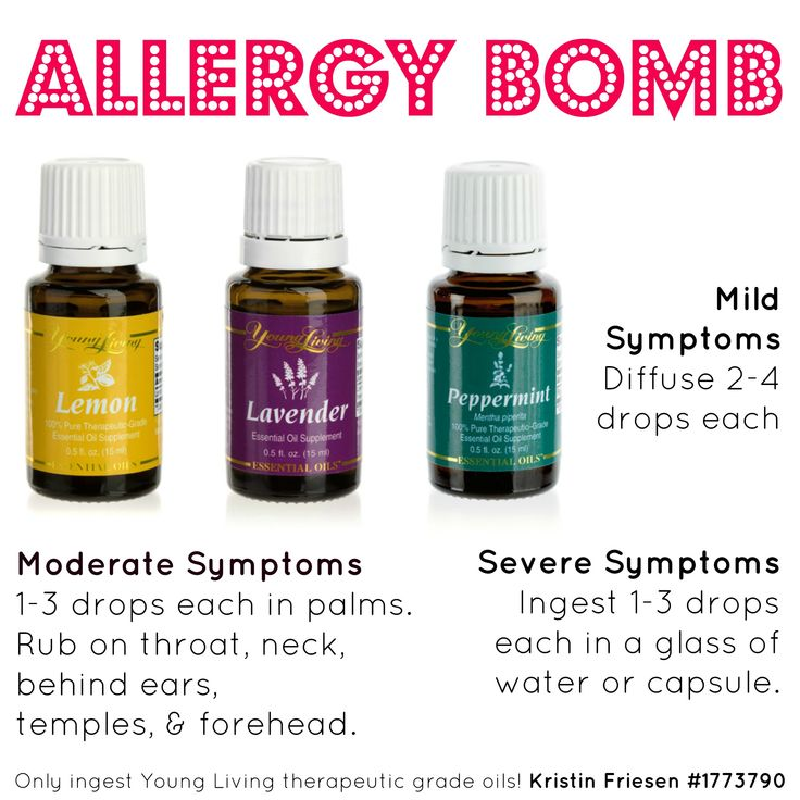 I ditched my chemical allergy pills for this effective, natural solution. You can too!