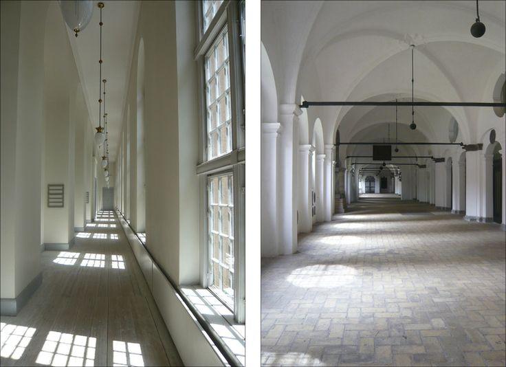 Vor Fruhe church in Copenhagen - Christian Hansen (1756-1845) andbuilt between 1811 and 1829.