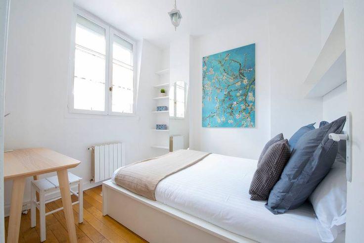 Potiron, 3Ch/1Sdb, 7 personnes - Apartments for Rent in Paris, Île-de-France, France