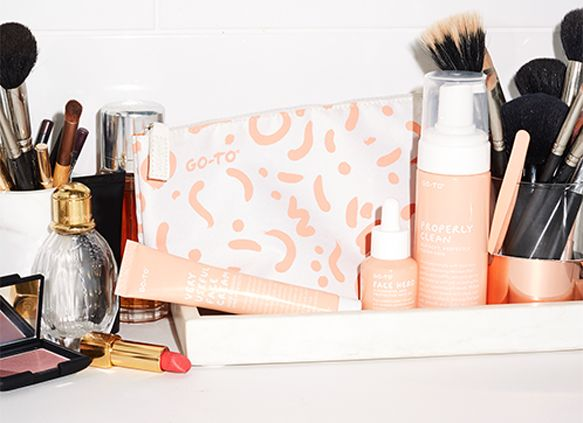 Everydaysies (+ free cosmetic bag)