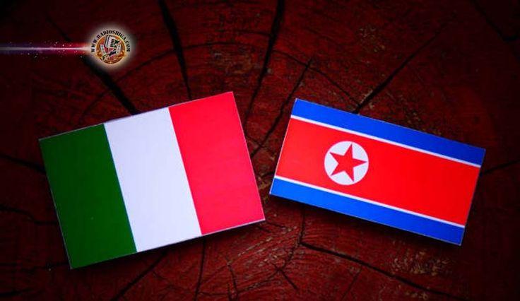 Itália expulsa embaixador da Coreia do Norte. O embaixador norte-coreano em Roma terá que sair da Itália, disse o ministro italiano das Relações Exteriores