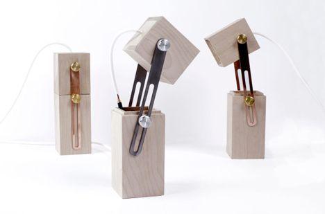 Pencil Box Light: Little Desk Lamp Contains Creative Surprise ...