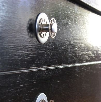 DIY Drawer Pulls - 10 Cool Cabinet Hardware Ideas - Bob Vila - Bob Vila
