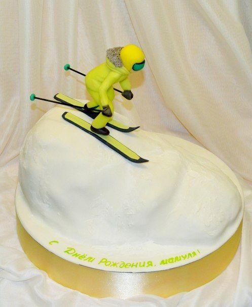 трафарет лыжник - Поиск в Google