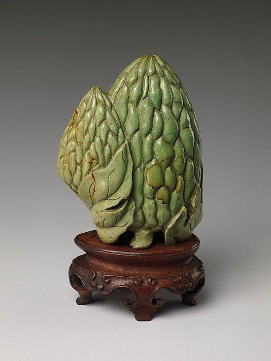 451 best suiseki gongshi scholar 39 s rocks viewing stones images on pinterest soapstone - Bitter melon culture ...