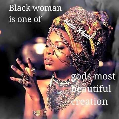 African queen Mature