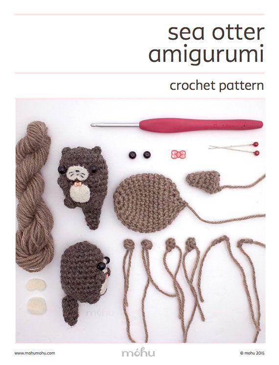 Yoda Amigurumi Pattern Free : 98 mejores imagenes sobre learn to crochet en Pinterest ...