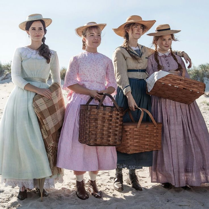Little Women (2019) First Look Woman movie, Emma watson