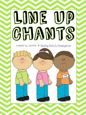 https://www.teacherspayteachers.com/Product/FREE-Transition-Songs-for-Lining-Up-1940028