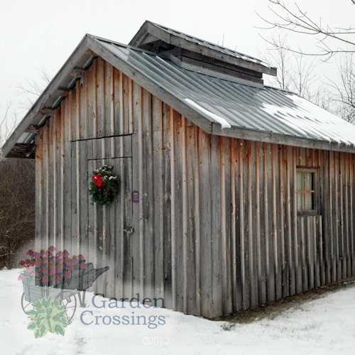 Online and retail garden center in zeeland mi on pinterest discover the best trending barns - Garden sheds michigan ...
