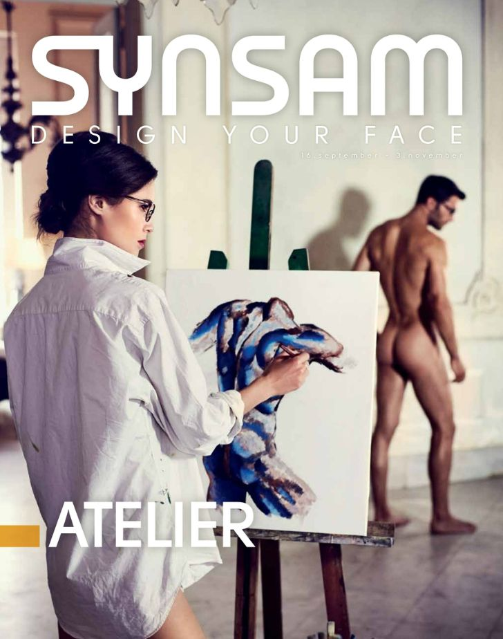 Cover - Synsam kundemagasin September / Oktober 2014