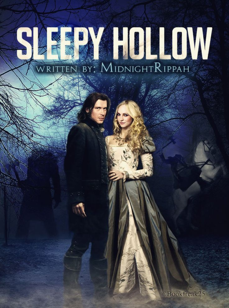 The Brilliant Artist Bookfreak25, made this stunning cover for Klaroline Fanfiction: Sleepy Hollow. It's completely beautiful. I love it.