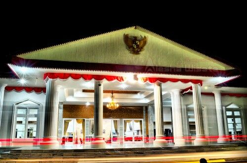 Raffles Mansion Bengkulu #Bengkulu #Bencoolen #Historical #Heritage #Alesha
