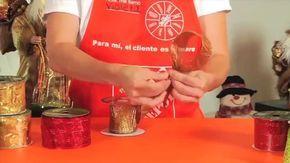 Cómo hacer un moño para el arbol de navidad - Home Depot Mexico
