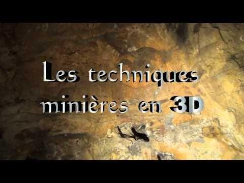 Mines d'Argent des Rois Francs à Melle (79)