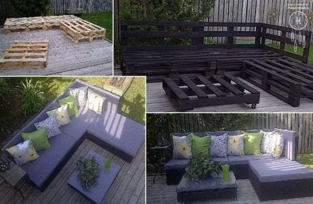 10 DIY Outdoor Furniture Pieces. Especially if price is an issue