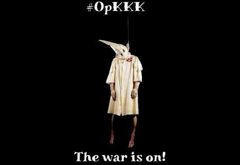 ÉTATS-UNIS • Anonymous déclare la guerre au Ku Klux Klan