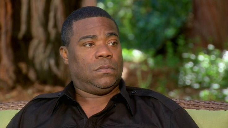 'I'm not ready for you, son': Tracy Morgan says he met his dad in heaven after accident
