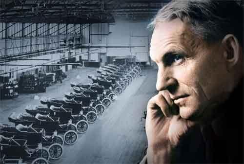 Pelajaran dari Henry Ford Pendiri Ford Motor Company agar Menjadi Orang Sukses