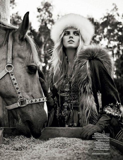 classic bohemian fashion |  bohemian look