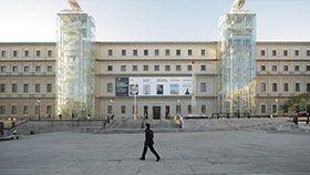 Reina Sofia Museo Nacional - Centro de Arte