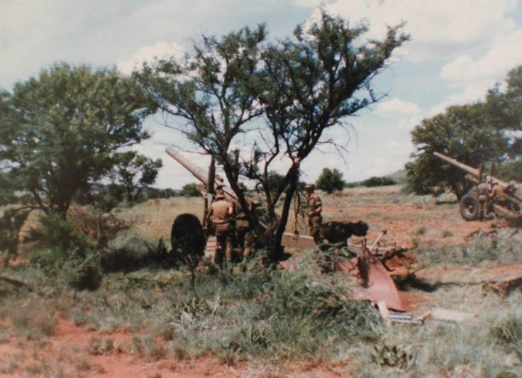 10 Artillery Potchefstroom