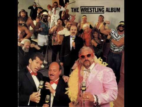 The Wrestling Album:Jimmy Hart - Eat Your Heart Out, Rick Springfield