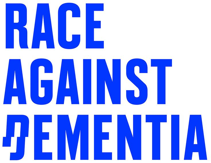 Race Against Dementia: new logo and identity / by Brand Union