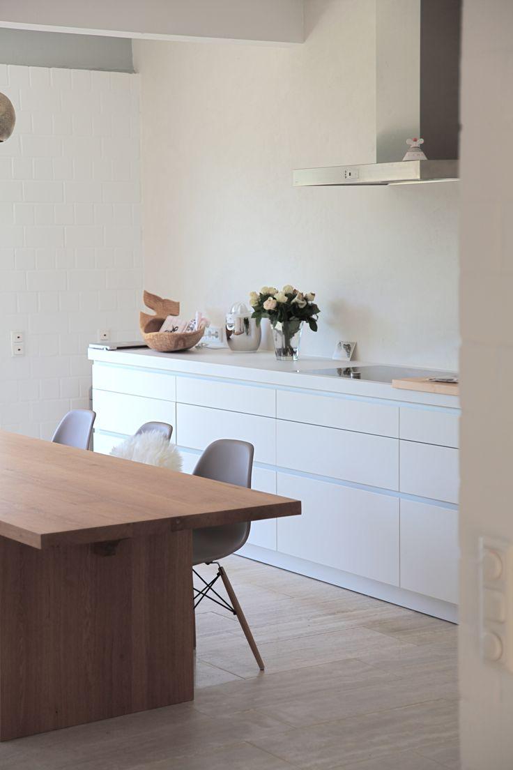 Bulthaup B1/ Eames Chair/ craftsmanship