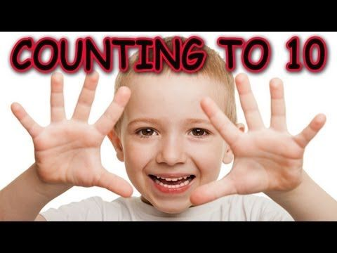 Counting Song 1-10 with lyrics - Counting Songs for Children - Kids Songs by The Learning Station