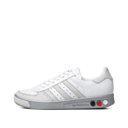 save off 11d79 cbe01 02b29 984f5 best service Adidas Grand Slam - Pre Order (Running White  Metallic Silver) Things to ...