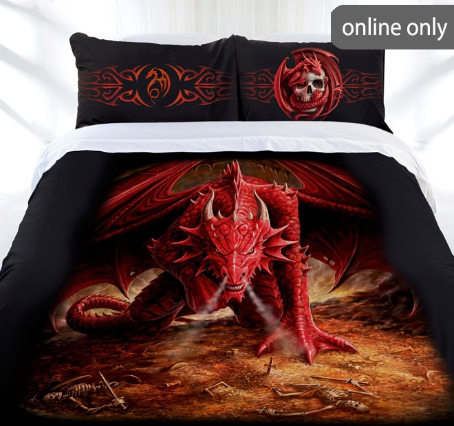 33 best Anne Stokes Collection images on Pinterest | Anne stokes ... : dragon quilt cover - Adamdwight.com