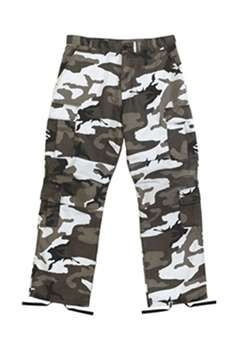 Ultra Force City Camouflage Vintage Paratrooper Fatigues | Buy Now at camouflage.ca