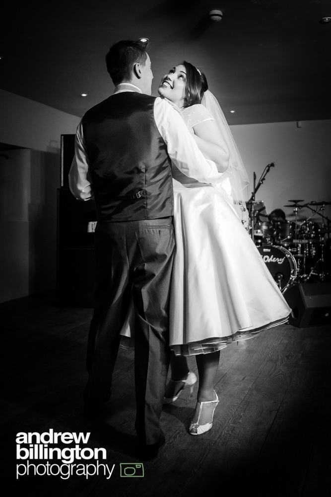 Documentary wedding photographer at The Ashes in