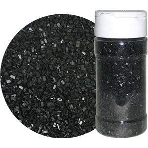 Coarse Sugar Crystals Black