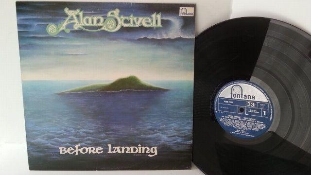 ALAN STIVELL before landing - FOLK, FOLK ROCK, COUNTRY and folkish music! #LP Heads, #BetterOnVinyl, #Vinyl LP's