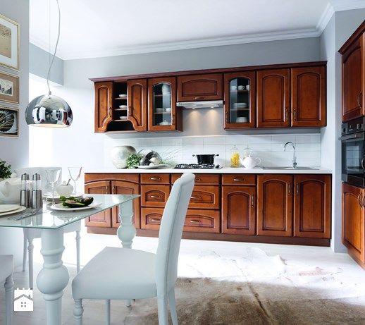 Aranżacje wnętrz - Kuchnia: kuchnie - Kuchnia, styl tradycyjny - Black Red White. Przeglądaj, dodawaj i zapisuj najlepsze zdjęcia, pomysły i inspiracje designerskie. W bazie mamy już prawie milion fotografii!