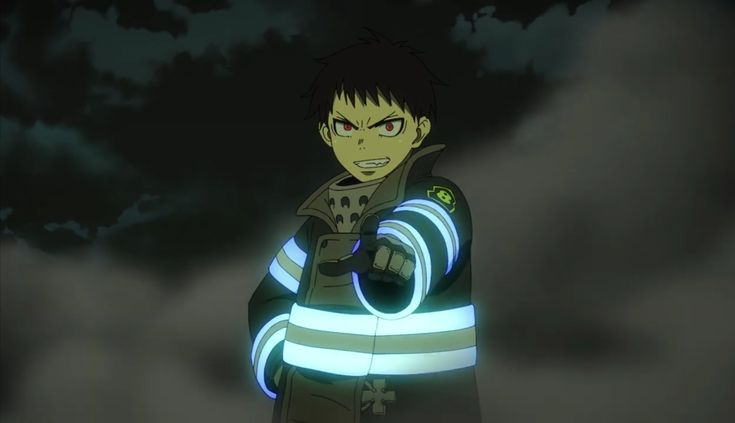 Pin by victor mlk zikah on fire force fiction anime