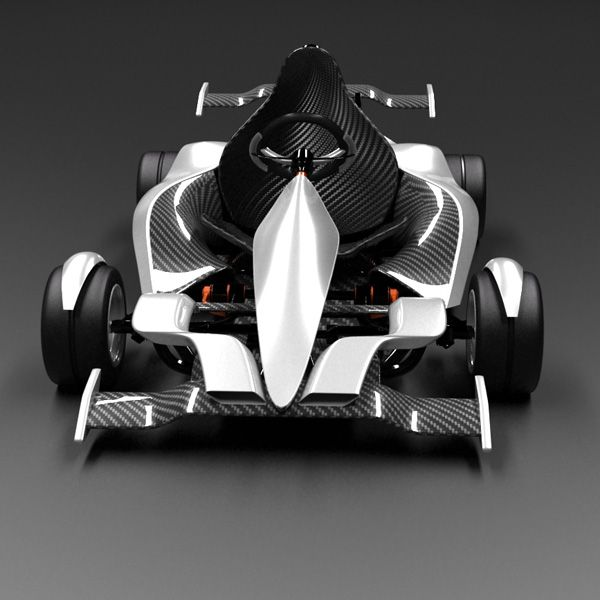 go kart go racing