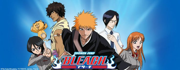 """Bleach (TV) - Anime News Network Nearly instant gratification makes this show hard for me to get into. :( Requires more marathon binges to """"Catch up"""" on."""