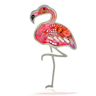 Seeka Pink Flamingo Bird Nature Pin P0759 Review