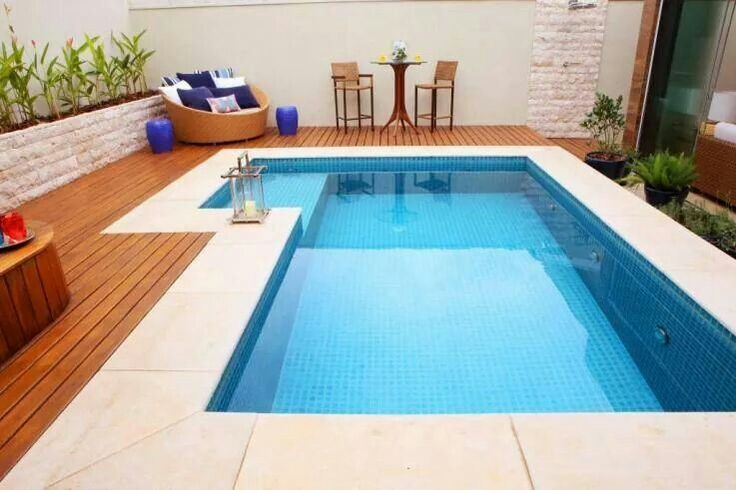 Swimming pool design, landscape design