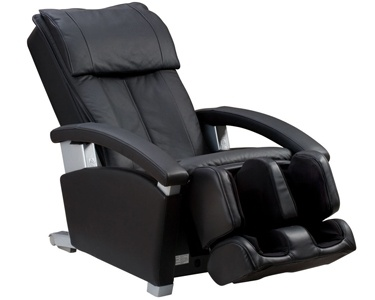 Urban Collection Massage Chair with Chiro Mode, Black
